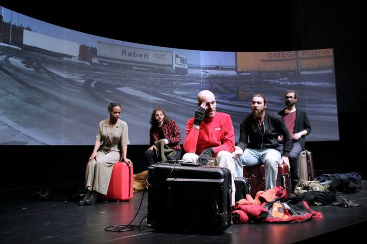 In Berlin and Munich, theater companies explore themes of exile and return in classics and new work, each directly addressing today's refugee influx.