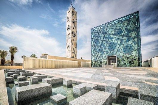 Faith & Form's 2014 Religious Art & Architecture Award Rewards Diversity in Religious Design  KAPSARC Community Mosque Riyadh, Saudi Arabia HOK