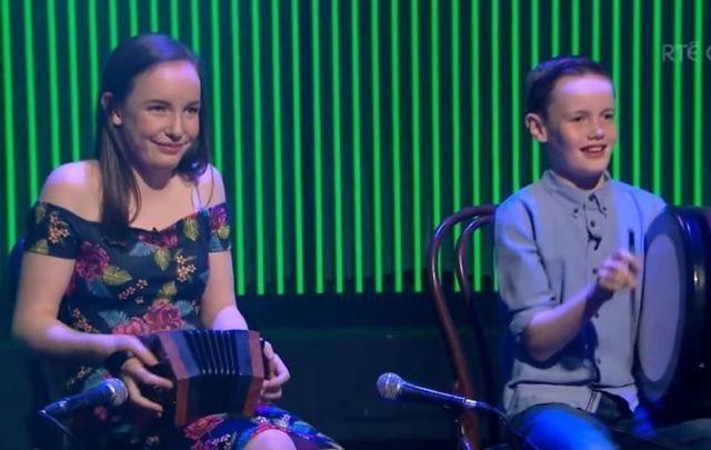 Watch This Family Of Irish Trad Musicians Will Blow You Away Irish Music Young Musician Irish Band
