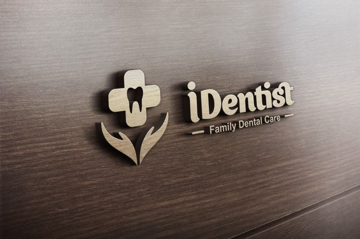 A family dental clinics logo @Tangsel
