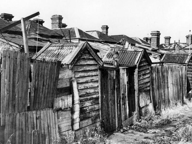 This kind of housing once dominated inner-city suburbs like Fitzroy, Collingwood and Richmond.