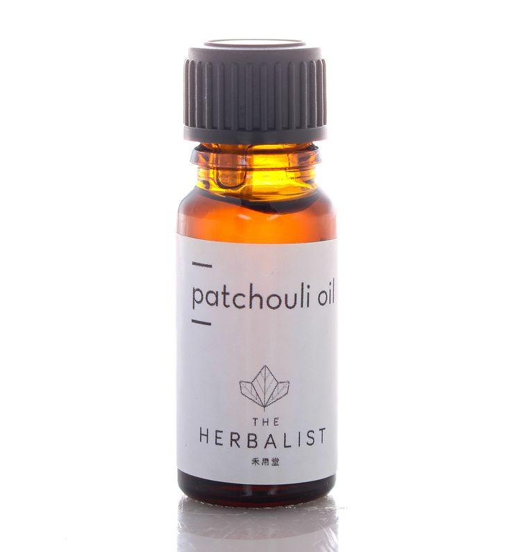patchouli essential oil - (pogostemon cablin) 100% pure essential oil 10ml e, £8.50