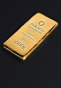 Excellent investment in fine gold, fine platinum