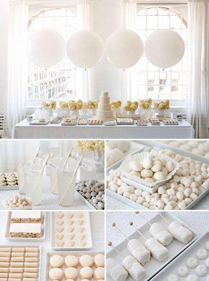 La Fiesta de Olivia | Decoración de fiestas infantiles, bodas y eventos | Mesas de postres y chuches de Amy Atlas