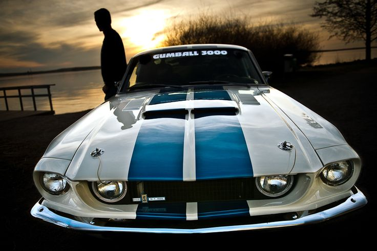 Shelby GT500 ´67