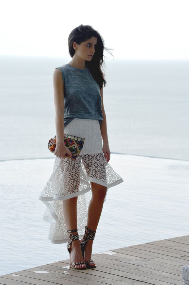 Haute Inhabit | Lainy Hedaya shop alexis franchesca skirt 4