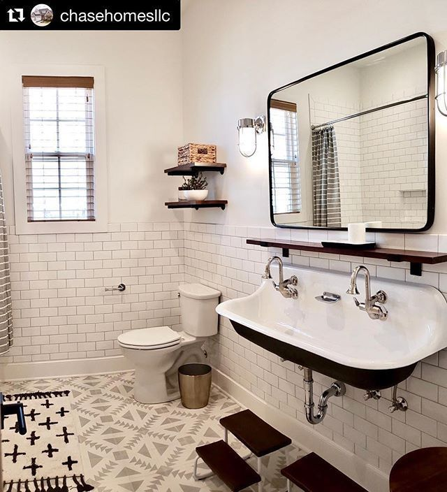 kids bathroom floor idea   – Interiors: Bathroom – #bathroom #floor #Idea #Inter…   – most beautiful shelves