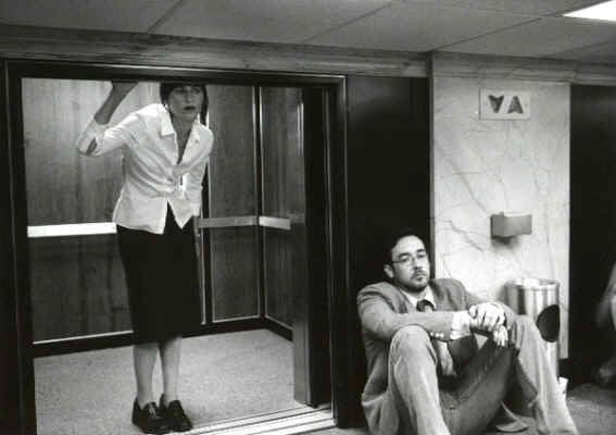 Being John Malkovich: John Cusack actually took some marionette-puppeteering lessons in order to prepare for the film.