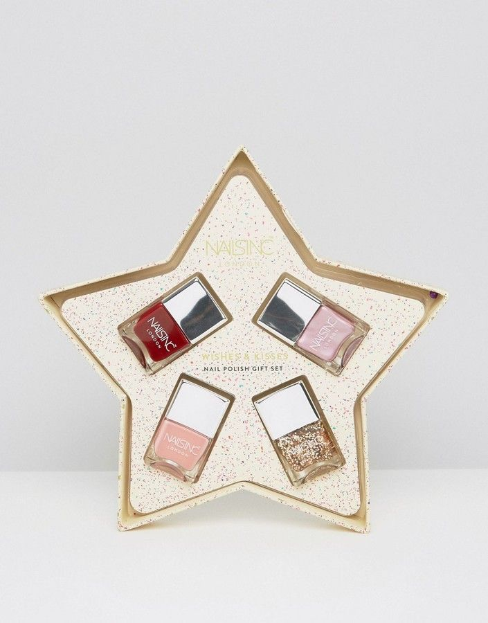 Nails Inc Wishing On A Star Nail Polish Gift Set
