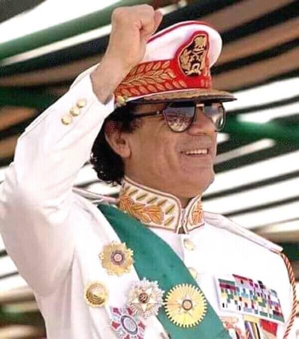 20 octobre 2011   Libye – Mort du Guide Mouammar Kadhafi: Sa Biographie