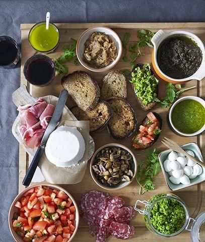Å be gjestertil lunsj eller middag kan by på litt jobb, og det er ikke alltid tiden strekker til for å bruke en hel dag på kjøkkenet. Vil du imponere ...
