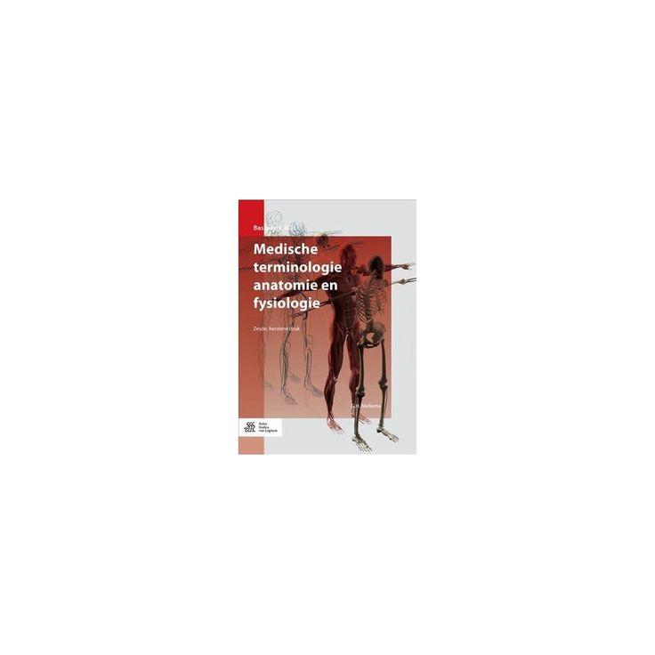Medische Terminologie Anatomie En Fysiologie (Paperback) (G. H. Mellema)