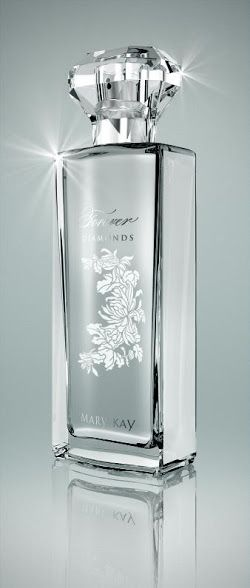 New new new ~ so excited for this new fragrance Forever Diamonds by Mary Kay ~ just in time for any day!!