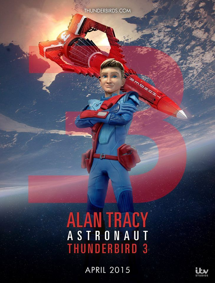 Alan Tracy, Thunderbirds Are Go! 2015