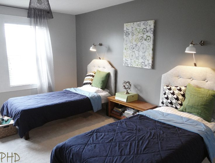 boys budget bedroom makeover - How To Decorate A Bedroom On A Budget