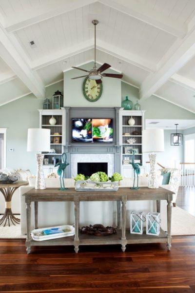 Die besten 25+ Gewölbte Decke Dekoration Ideen auf Pinterest - Decken Deko Wohnzimmer