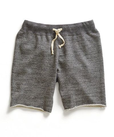 Charcoal Sweatshort by Todd Snyder for Champion - for $115, I doubt I'd want my butt sweating in these, but it's hot style.
