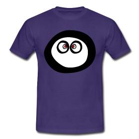 Eyes O by Paul Stickland on SpreadShirt #strangestore #spreadshirt