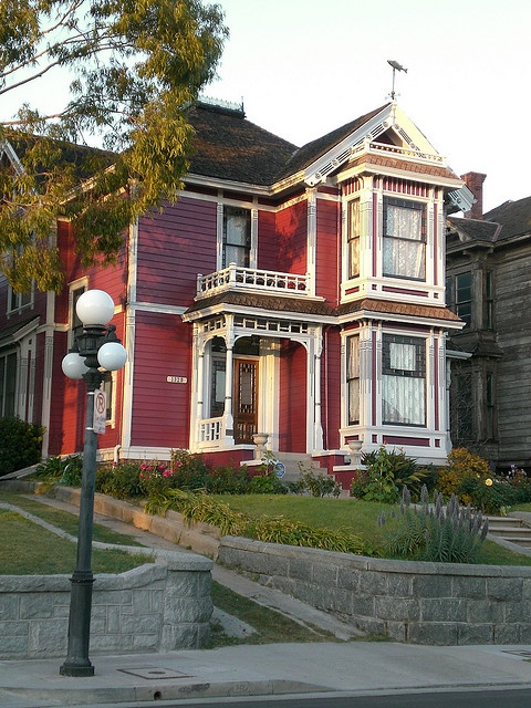 Charmed House by coburgcrafts, via Flickr.I loved watching charmed. Please check out my website Thanks.  www.photopix.co.nz