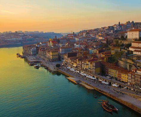 Ribeira do Porto, Região Norte - Portugal
