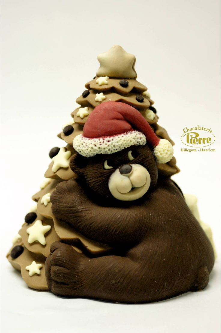 Christmas bear Chocolate