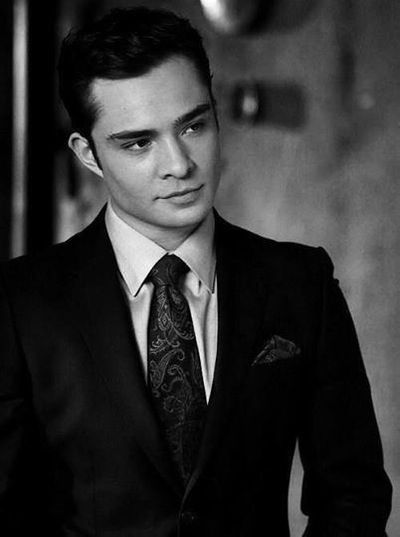 Chuck Bass you're so damn sexy and you know it