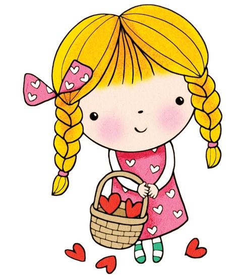Penny Black Rubber Stamp - Basket Of Love : stamps : stamping : scrapbooking :  Shop | Joann.com