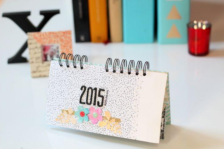 Calendari 2015 Xènia Crafts