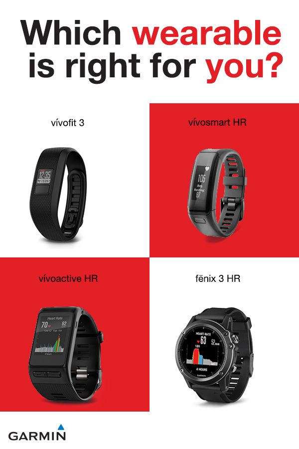 Find wearables for everyone on your list at Garmin -- from multisport watches for the more serious athlete to activity trackers for that person looking to accurately count steps. Find the wearable that's right for them (and for you) at garmin.com.