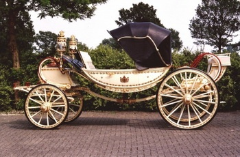 Royal carriage, the Netherlands