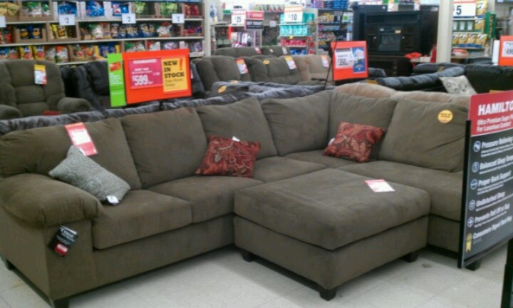 Delightful Cuddle Couch $599 @ Big Lots