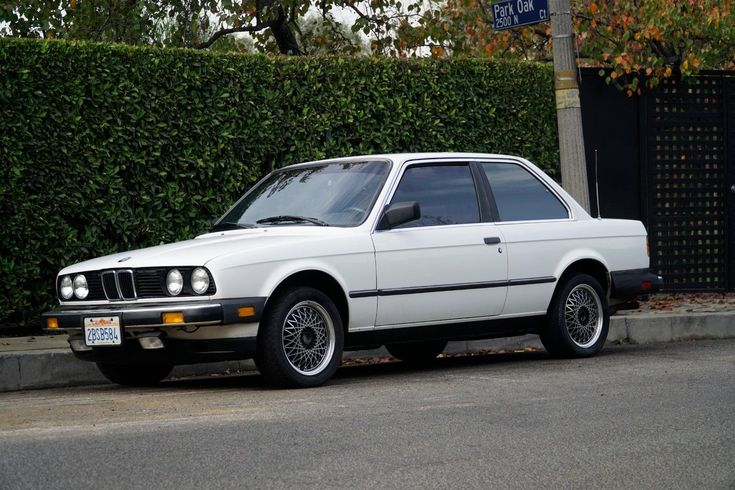 Awesome Awesome 1985 BMW 3-Series 325e 1985 BMW 325e - 67k Original Miles One Owner - E30 2018
