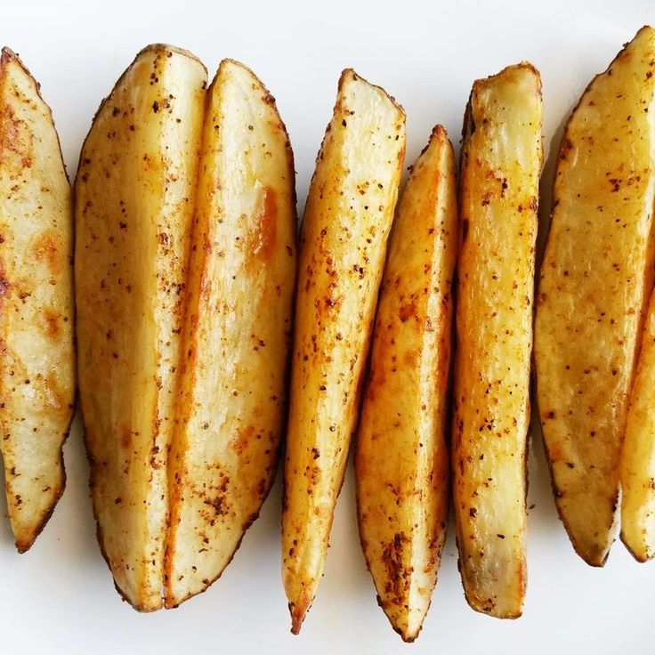 Easy Recipe: Oven-Baked Fries