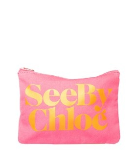 Trousse Pouch from See by Chloé!