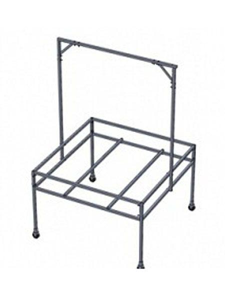 Aquaponics supplies: active aqua 4 x 4 tray table - http://sunlandwatergardens.com/swg_products/aquaponics-supplies-active-aqua-4-x-4-tray-table/