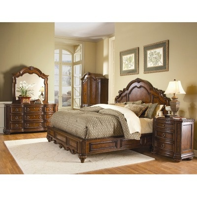 this is woodbridge home designs 1390 series panel bed but all their furniture is elegant - Woodbridge Home Designs Furniture