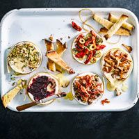5 ways with baked Camembert | BBC Good Food