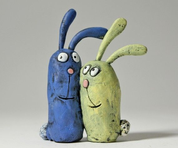 quirky little sculptures that will make your day!