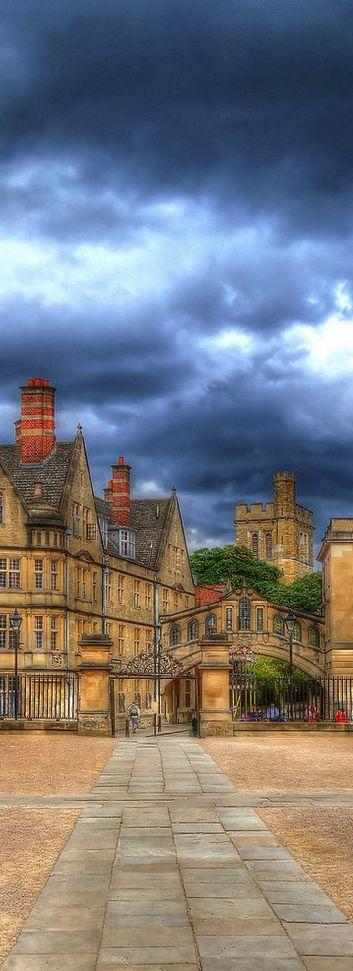 University of Oxford, Oxford, England, UK