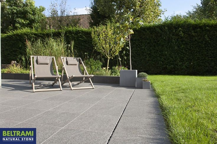 Twilight by beltrami natural stone terrace natural stone for Natural terrace
