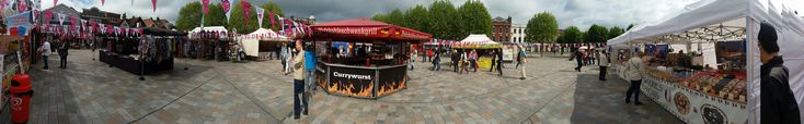 ....Market Place visits Guildhall Square during the May Bank Holiday weekend!  Sunday 24th - Bank Holiday Monday 25th May 2015