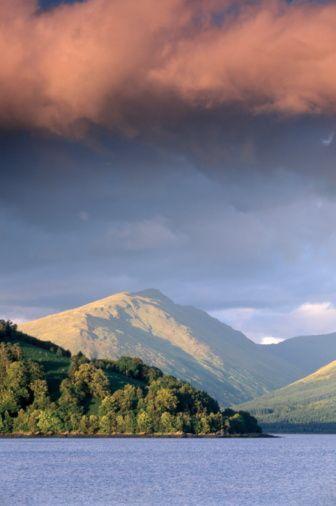 ڿڰۣ✿ Loch Fyne from Inveraray, Scotland
