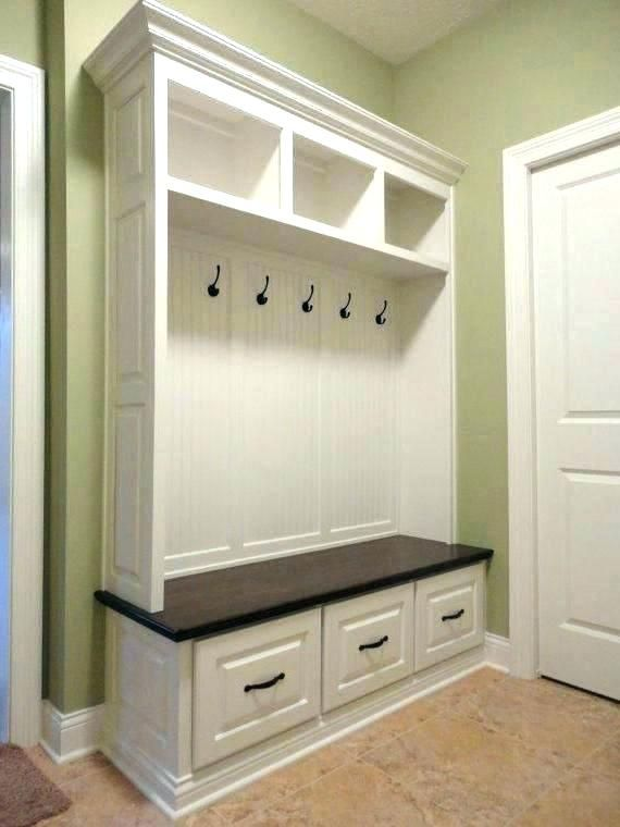Surprising Mudroom Cabinet Plans Entryway Storage Bench Mudroom Storage Squirreltailoven Fun Painted Chair Ideas Images Squirreltailovenorg
