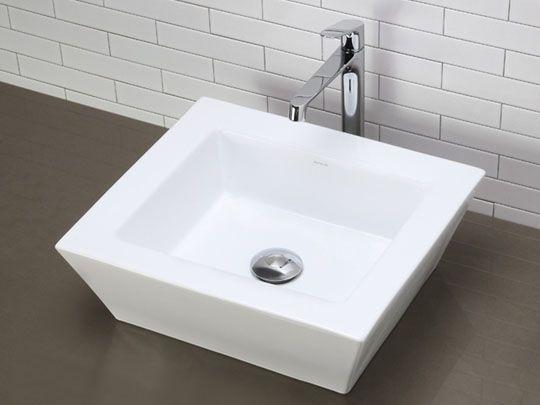 48 best master bath images on pinterest master bathroom for Master bathroom vessel sink