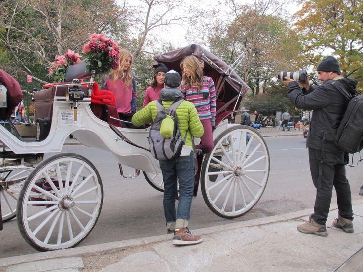 Back en Central Park - NY