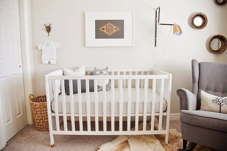 Choosing The Ideal Baby Nursery Furniture Pieces