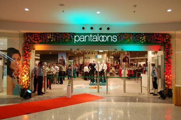 Pantaloons – Prestigious Brands.............. http://www.allindiashoppingmalls.com/blog/pantaloons-prestigious-brands/