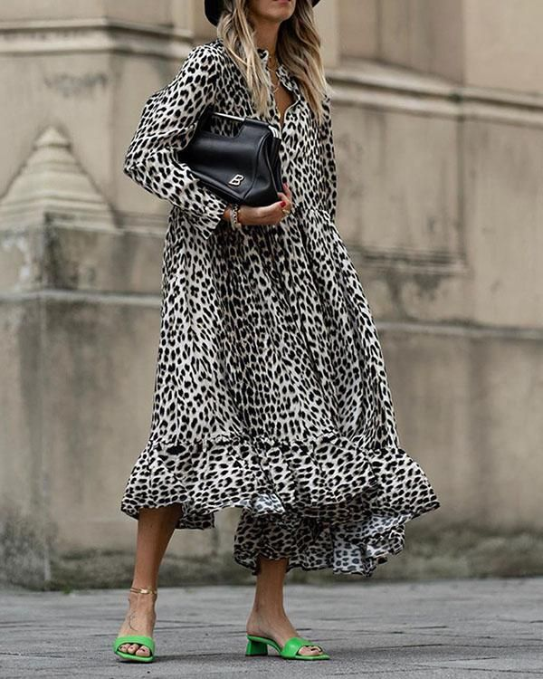 Women's Elegant A Line Dress – narachic | A line dress, Maxi dress with  sleeves, Long sleeve maxi dress