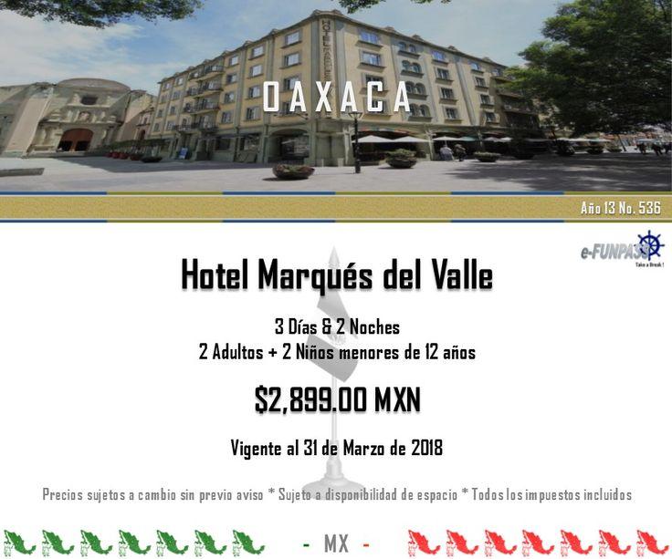 e-FUNPASS Año 13 No. 536 :) Oaxaca