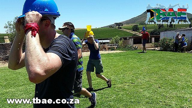 Pragma Boeresports Team Building Stellenbosch